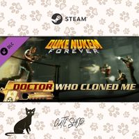 🔑Duke Nukem Forever: The Doctor Who Cloned Me [SteamKey\RegionFree\InstantDelivery]