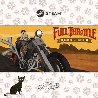 🔑Full Throttle Remastered [SteamKey\RegionFree\InstantDelivery]