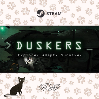 🔑Duskers [SteamKey\RegionFree\InstantDelivery]
