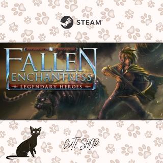🔑Fallen Enchantress: Legendary Heroes [SteamKey\RegionFree\InstantDelivery]