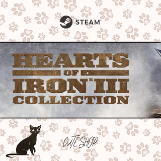 🔑Hearts of Iron III Collection [SteamKey\RegionFree\InstantDelivery]