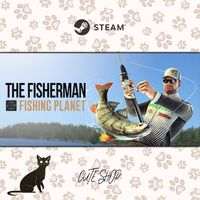 🔑The Fisherman - Fishing Planet [SteamKey\RegionFree\InstantDelivery]