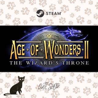 🔑Age of Wonders II: The Wizard's Throne [SteamKey\RegionFree\InstantDelivery]