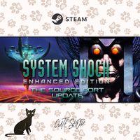 🔑System Shock: Enhanced Edition [SteamKey\RegionFree\InstantDelivery]