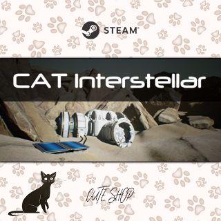 🔑CAT Interstellar [SteamKey\RegionFree\InstantDelivery]