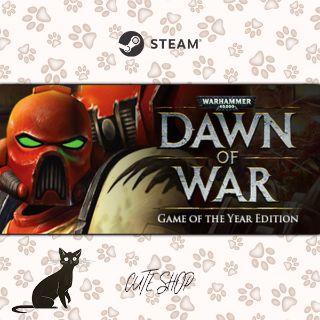🔑Warhammer 40,000: Dawn of War - Game of the Year Edition [SteamKey\RegionFree\InstantDelivery]