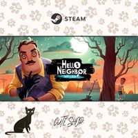 🔑Hello Neighbor: Hide and Seek [SteamKey\RegionFree\InstantDelivery]