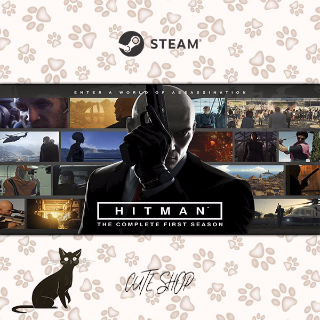 🔑HITMAN 2016: The Complete First Season [SteamKey\RegionFree\InstantDelivery]