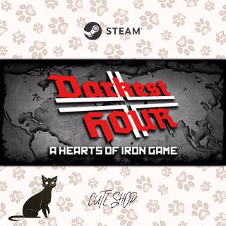 🔑Darkest Hour: A Hearts of Iron Game [SteamKey\RegionFree\InstantDelivery]