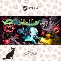 🔑GoNNER - Press Jump To Die Edition [SteamKey\RegionFree\InstantDelivery]