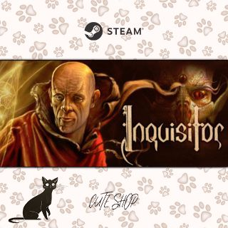 🔑Inquisitor [SteamKey\RegionFree\InstantDelivery]