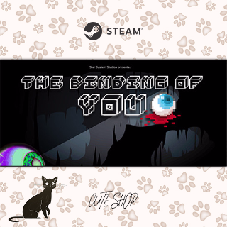 🔑The Binding of YOU [SteamKey\RegionFree\InstantDelivery]