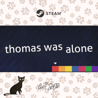 🔑Thomas Was Alone [SteamKey\RegionFree\InstantDelivery]