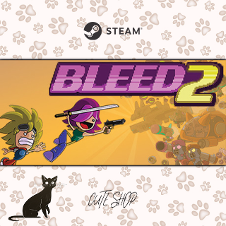🔑Bleed 2 [SteamKey\RegionFree\InstantDelivery]