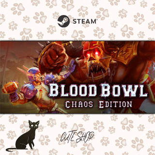 🔑Blood Bowl: Chaos Edition [SteamKey\RegionFree\InstantDelivery]