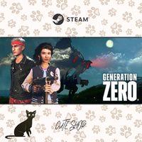 🔑Generation Zero [SteamKey\RegionFree\InstantDelivery]