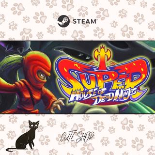 🔑Super House of Dead Ninjas + DLC [SteamKey\RegionFree\InstantDelivery]