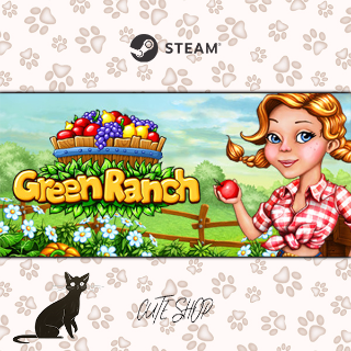 🔑Green Ranch [SteamKey\RegionFree\InstantDelivery]