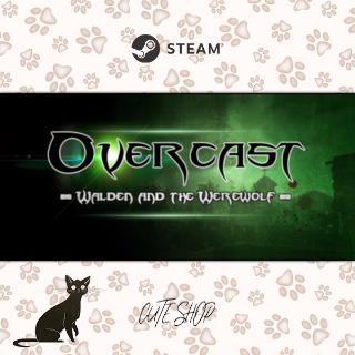🔑Overcast - Walden and the Werewolf [SteamKey\RegionFree\InstantDelivery]