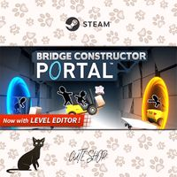 🔑Bridge Constructor Portal [SteamKey\RegionFree\InstantDelivery]