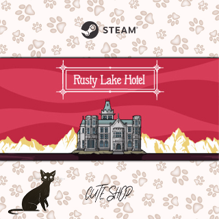 🔑Rusty Lake Hotel [SteamKey\RegionFree\InstantDelivery]