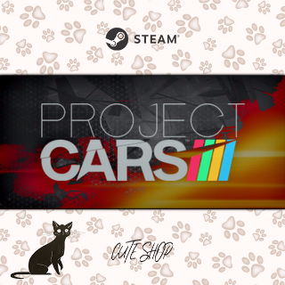 🔑Project CARS [SteamKey\RegionFree\InstantDelivery]