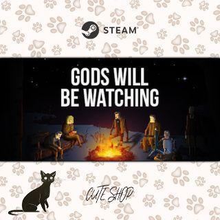 🔑Gods Will Be Watching [SteamKey\RegionFree\InstantDelivery]