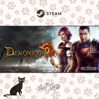 🔑Demonicon [SteamKey\RegionFree\InstantDelivery]