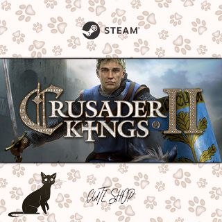 🔑Crusader Kings II [SteamKey\RegionFree\InstantDelivery]