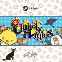 🔑Unholy Heights [SteamKey\RegionFree\InstantDelivery]