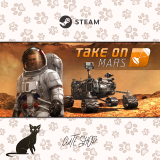 🔑Take On Mars [SteamKey\RegionFree\InstantDelivery]