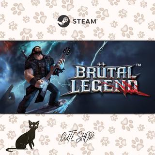 🔑Brutal Legend [SteamKey\RegionFree\InstantDelivery]