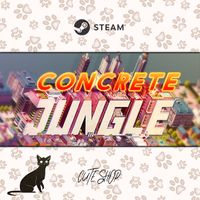 🔑Concrete Jungle [SteamKey\RegionFree\InstantDelivery]