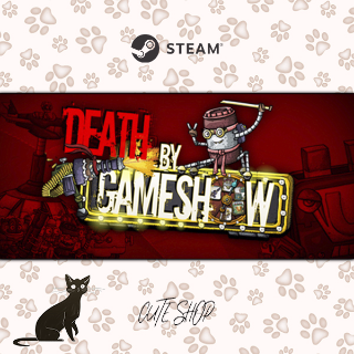🔑Death by Game Show [SteamKey\RegionFree\InstantDelivery]