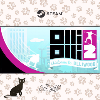 🔑OlliOlli2: Welcome to Olliwood [SteamKey\RegionFree\InstantDelivery]