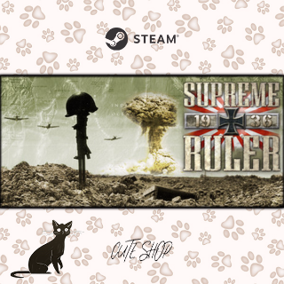 🔑Supreme Ruler 1936 [SteamKey\RegionFree\InstantDelivery]