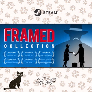 🔑FRAMED Collection [SteamKey\RegionFree\InstantDelivery]