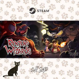 🔑Rogue Wizards [SteamKey\RegionFree\InstantDelivery]