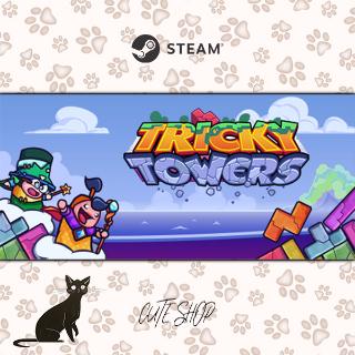 🔑Tricky Towers [SteamKey\RegionFree\InstantDelivery]
