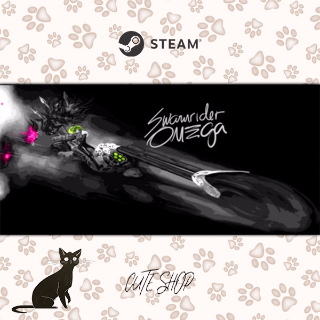 🔑SWARMRIDER OMEGA [SteamKey\RegionFree\InstantDelivery]