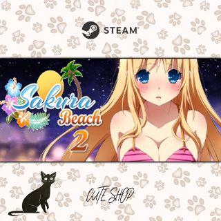 🔑Sakura Beach 2 [SteamKey\RegionFree\InstantDelivery]