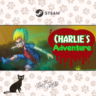 🔑Charlie's Adventure [SteamKey\RegionFree\InstantDelivery]