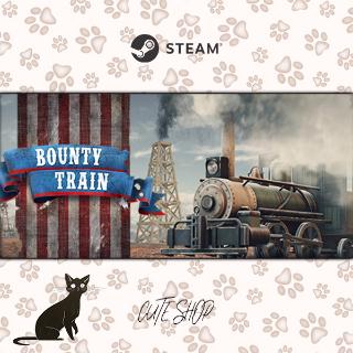 🔑Bounty Train [SteamKey\RegionFree\InstantDelivery]