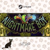 🔑Nightmare Boy [SteamKey\RegionFree\InstantDelivery]