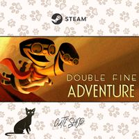 🔑Double Fine Adventure [SteamKey\RegionFree\InstantDelivery]