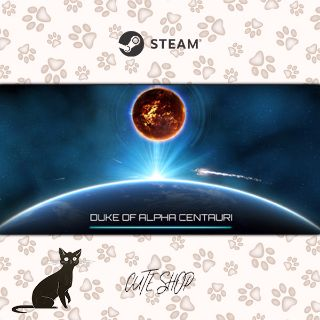 🔑Duke of Alpha Centauri [SteamKey\RegionFree\InstantDelivery]