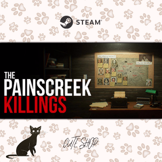 🔑The Painscreek Killings [SteamKey\RegionFree\InstantDelivery]