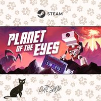 🔑Planet of the Eyes [SteamKey\RegionFree\InstantDelivery]