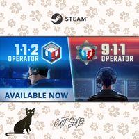 🔑911 Operator [SteamKey\RegionFree\InstantDelivery]