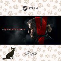 🔑METAL GEAR SOLID V: THE PHANTOM PAIN [SteamKey\RegionFree\InstantDelivery]